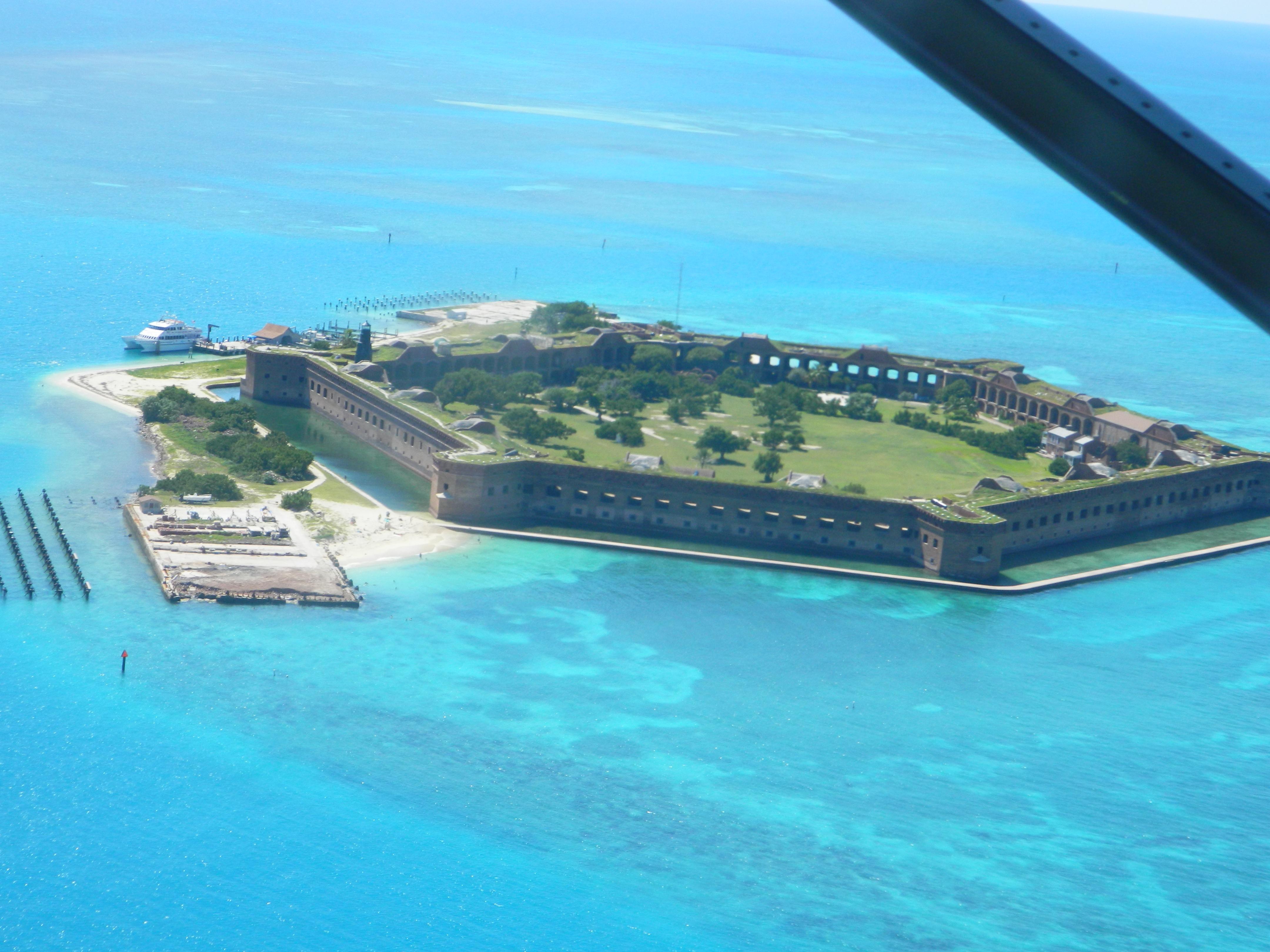 Dry Tortugas Island Ferry