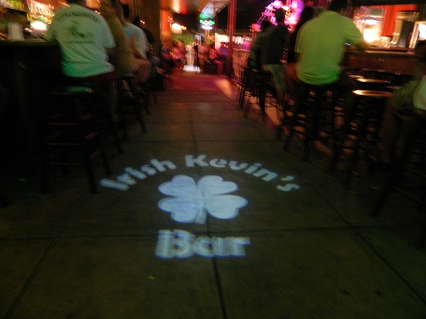Irish Kevin's Bar