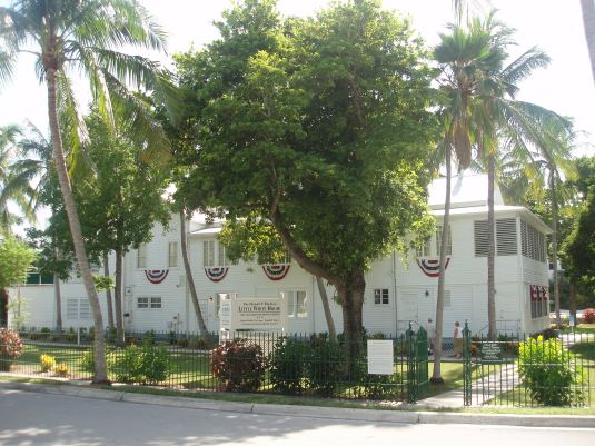 Happy President's Day...Truman's Little White House in KW
