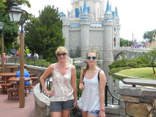 Living it Up at Disney