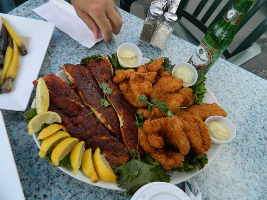 Our Catch -- feed us and guests at Turtle Kraals