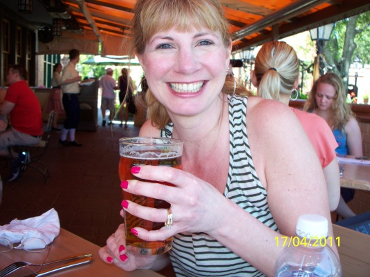 Family Lunch at EPCOT's Rose & Crown