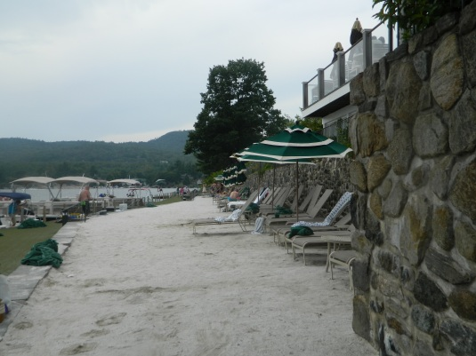 Sagamore Resort Beach