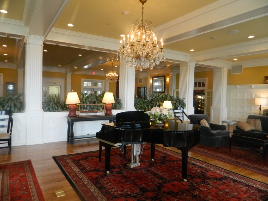 Sagamore Resort Lobby